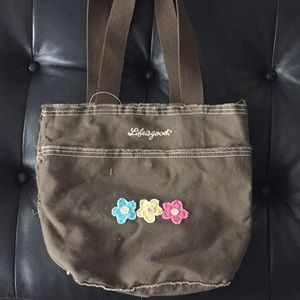 Life is good tote bag- never been used